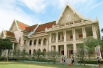 Chulalongkorn University in Bangkok 1/27 - 2/3 2015